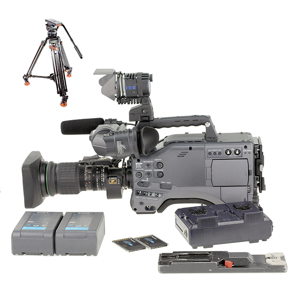 HPX500 PANASONIC - KIT - tri CCD
