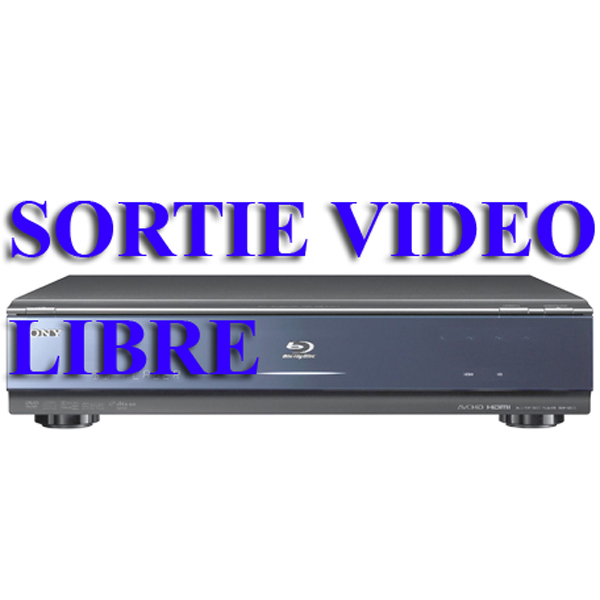 BDP-S500 SONY - Lecteur BLU-RAY DISC