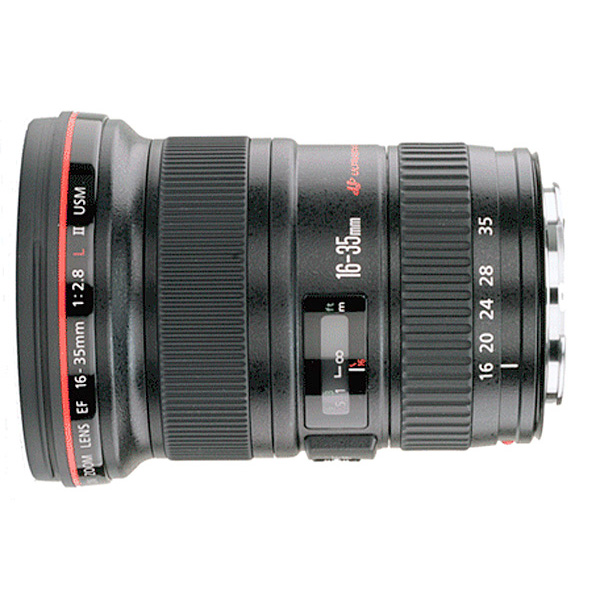 16-35 mm / 2.8L II CANON USM - Zoom