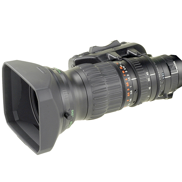 Th13x3.5BRMU FUJINON - Zoom - monture 1/3