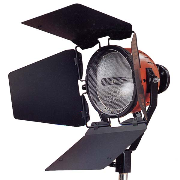 Mandarine Manfrotto - 800 watts - torche éclairage