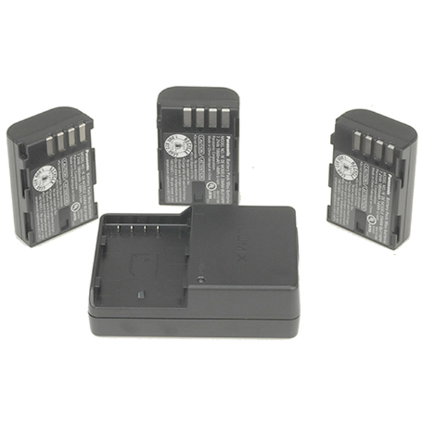 DMWBL19 PANASONIC - Kit batteries - KB09
