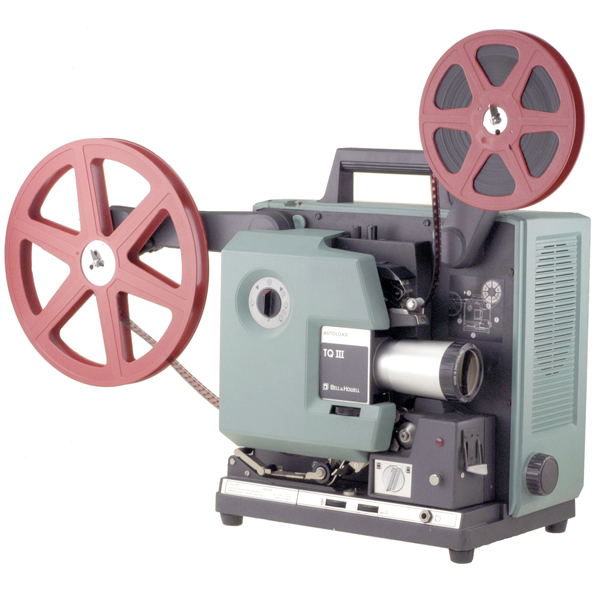 Projecteur 16 mm - BELL HOWELL - 1663 - sonore