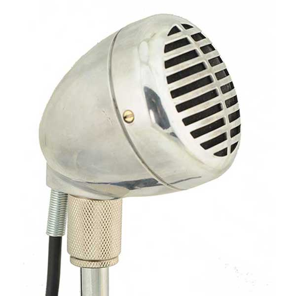 Micro SHURE 520dx - 1962