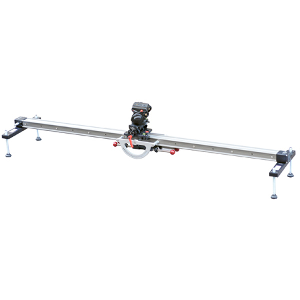 Slider dolly crane FLOATCAM - modèle plat - 2m