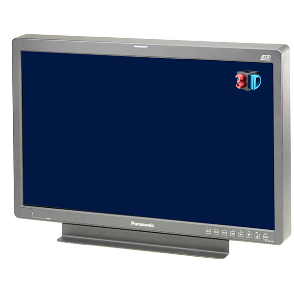 "BT-3DL2550 PANASONIC - 25"" - 68 cm - HDSDI - DVI - HDMI"