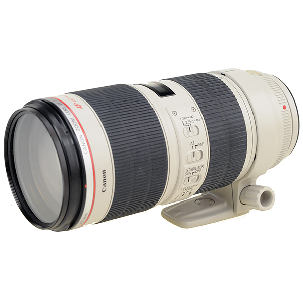 EF70-200 / 2 8 IS USM - Zoom CANON