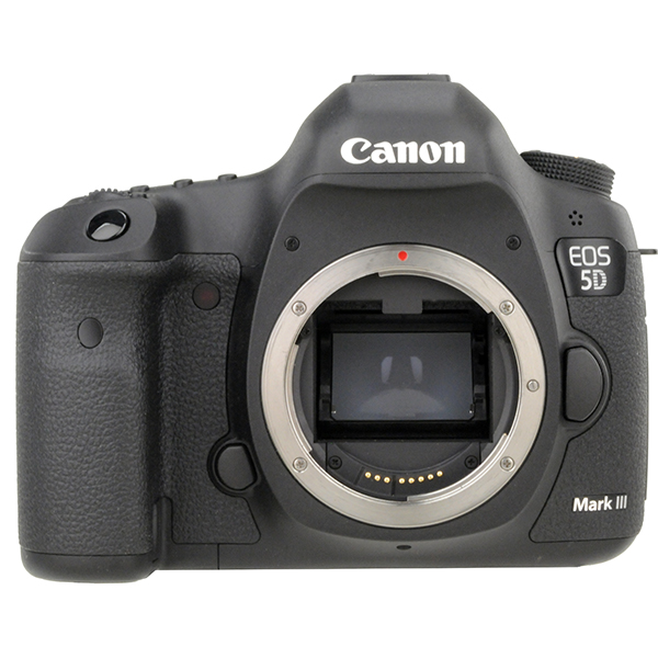 CANON EOS-5D MARK III - 22 Mp - carte COMPACT FLASH