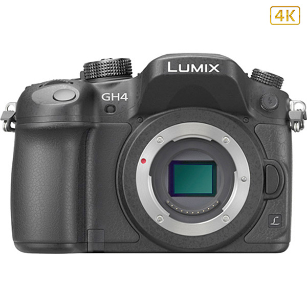 PANASONIC DMC-GH4A + bague EF