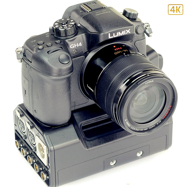 GH4A DMC - PANASONIC - 16 Mp - bague EF