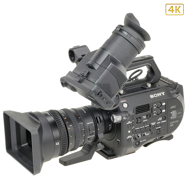 PXW-FS7K - SONY -  kit normal - Bague 18 METABONES EF