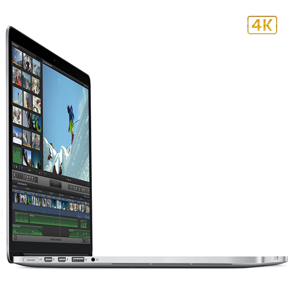 "Mac Book Pro - Apple - Portable 15"" - core i7 - HDMI 4K"