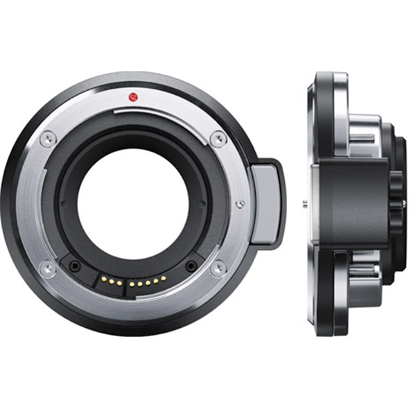 Bague Ursa mini pro EF CANON - Blackmagic