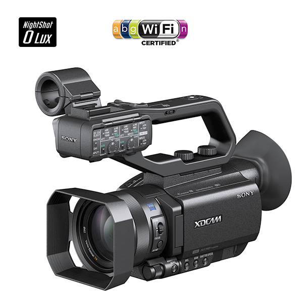 PXW-X70/2K - SONY - capteur: 14MP - nightshot