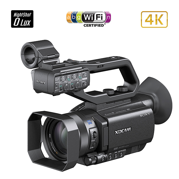 PXW-X70 SONY - KIT - capteur: 14MP - Nightshot