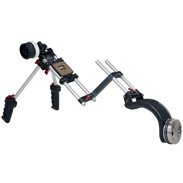 PRECISION SHOOTER ZACUTO - Kit support universel - ergonomique et varié