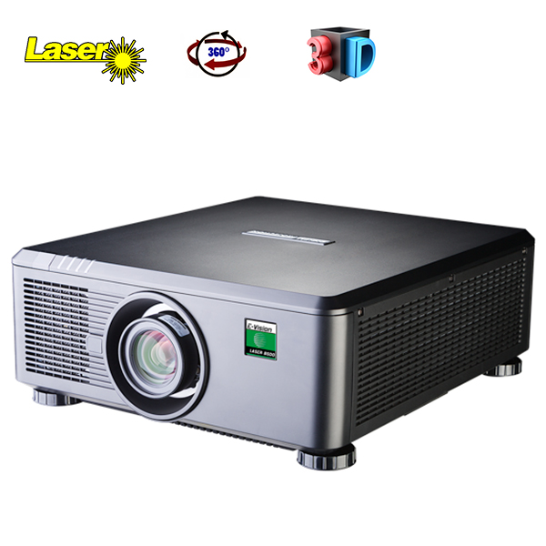 E-Vision Laser - DIGITAL PROJECTION - 10 000 lumens - Full HD 60hz - objectif interchangeable