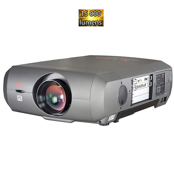 XT5 EIKI -15 000 lumens - HD ready - HDMI - objectif interchangeable