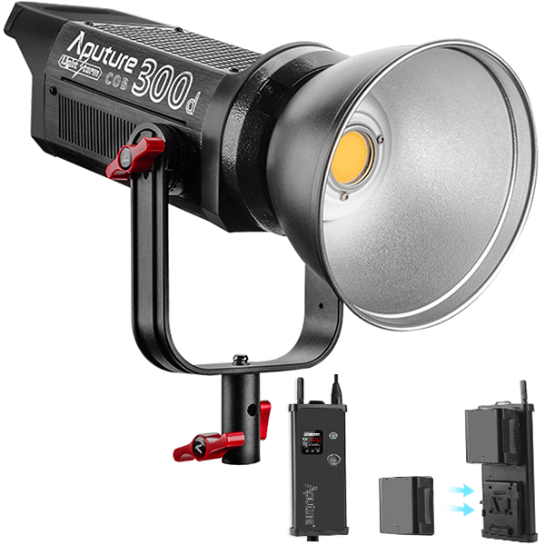 APUTURE LSC300D DAYLIGHT - Leds