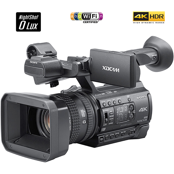 PXW-Z150 SONY - KIT - 4K - HDR - carte SDXC
