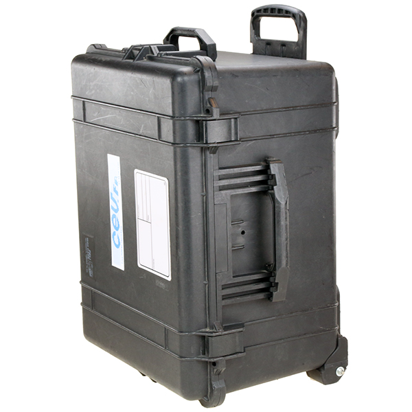 Valise flycase petite - ABS - 54/41/28 cm interne