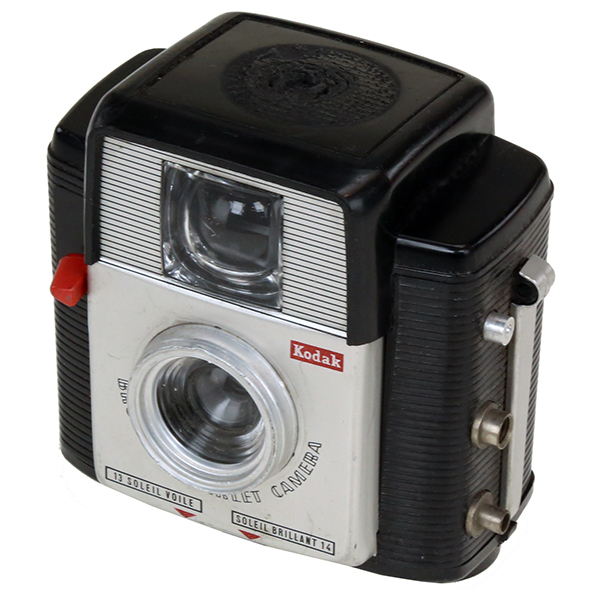 Brownie Stralet Camera - KODAK - Appareil photo argentique 1957