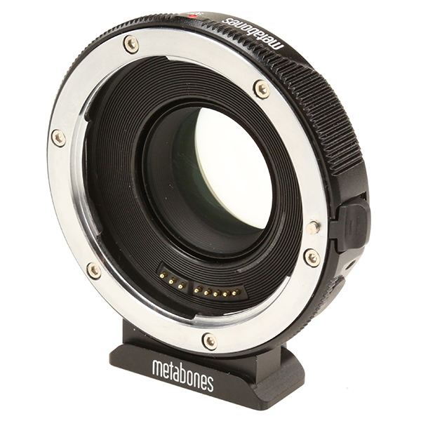 METABONES SPEED BOOSTER BM2 - CANON EF en MICRO 4/3 - Bague 26
