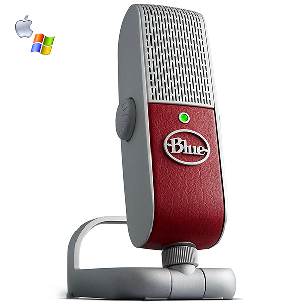Blue Microphones Raspberry - cardoid - USB/LIGHTNING - PC/MAC