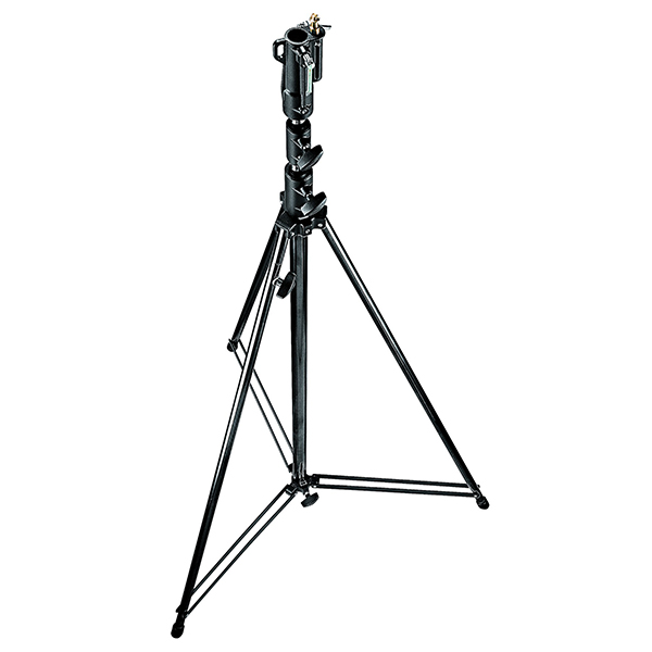 111BSU MANFROTTO - Grand pied hauteur: 3.80m