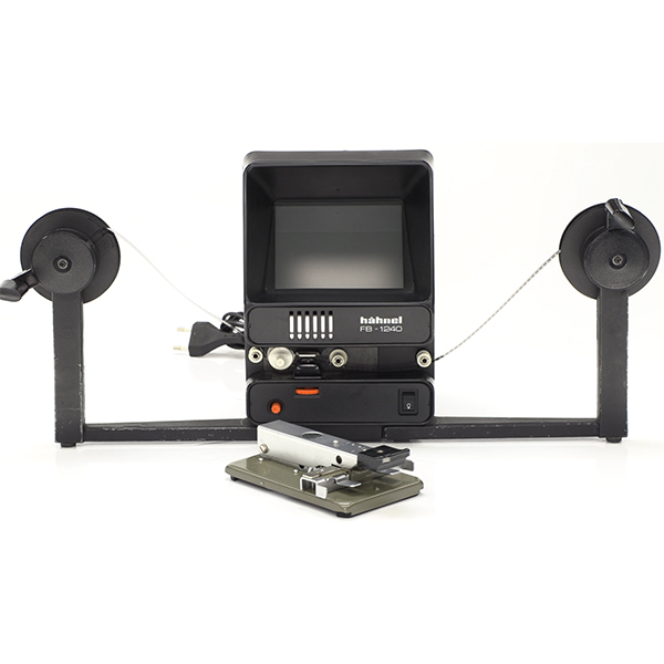 FB-1240 HAHNEL visionneuse SUPER 8 - colleuse