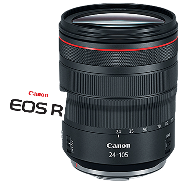 RF 24-105mm F4 L IS USM CANON