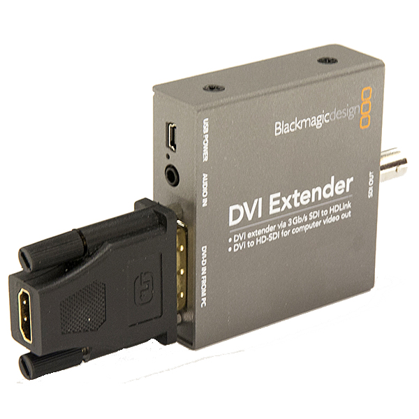 Convertisseur HDMI / DVI D en SDI - BLACKMAGIC DESIGN