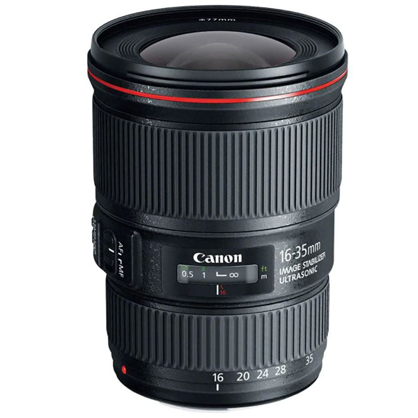 16-35MM ZOOM CANON